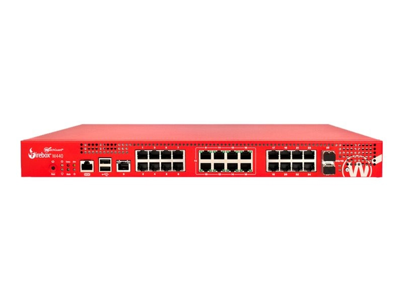 Watchguard TradeUp To Firebox M440 w 1Yr Live Security, WGM44051, 17907303, Network Firewall/VPN - Hardware