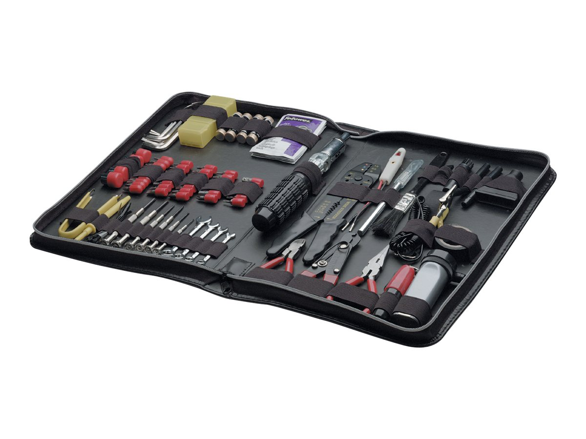 Fellowes Fellowes 100-piece Computer Tool Kit, 49107, 340240, Tools & Hardware