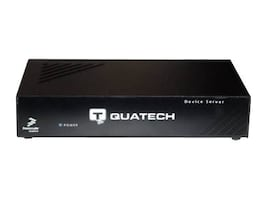 Quatech 8-port RS-232 Serial Device Server (RJ45), ESE-100M, 7624369, Remote Access Hardware