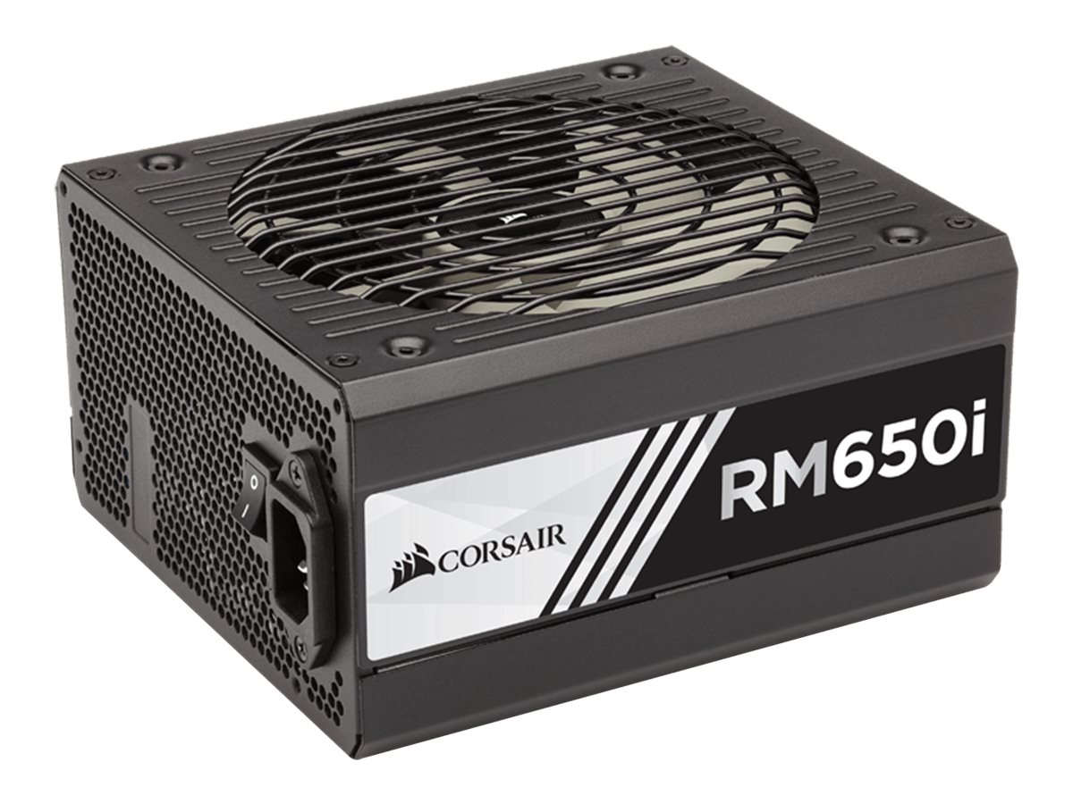 Corsair Enthusiast Gold Series RM650i, CP-9020081-NA