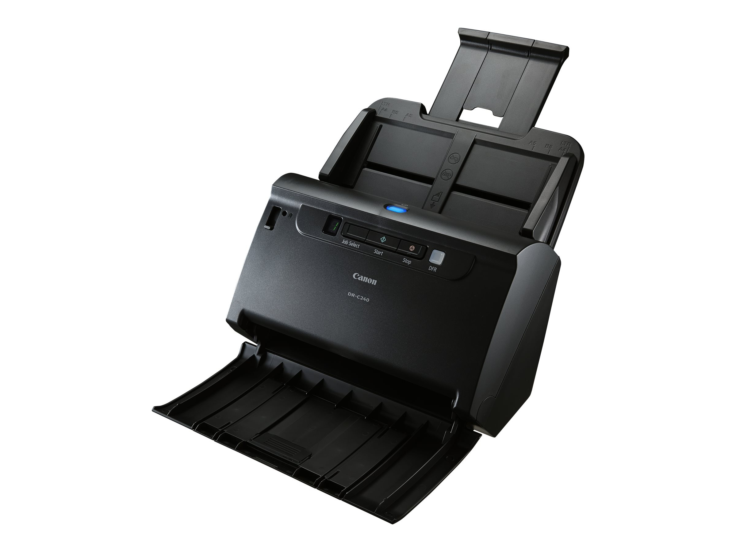Open Box Canon imageFORMULA DR-C240 Document Management Scanner, 0651C002, 30780589, Scanners