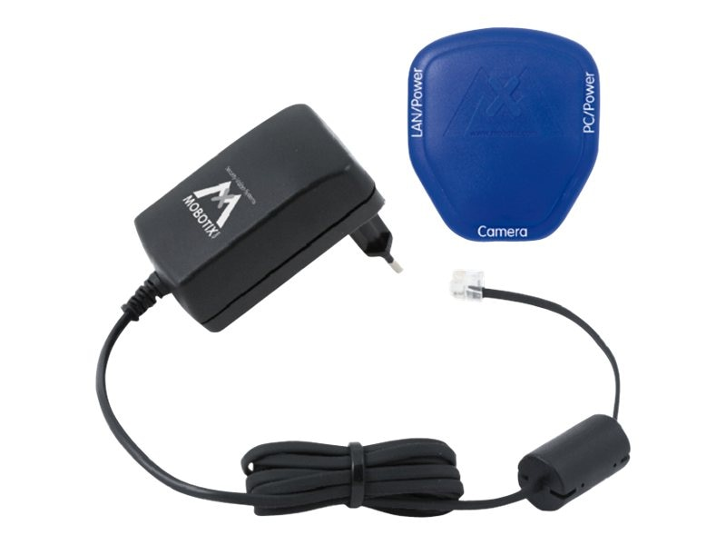 Mobotix MX-NPA-POE-SET-INT Power Adapter PoE Set, NPAPOEINTSET