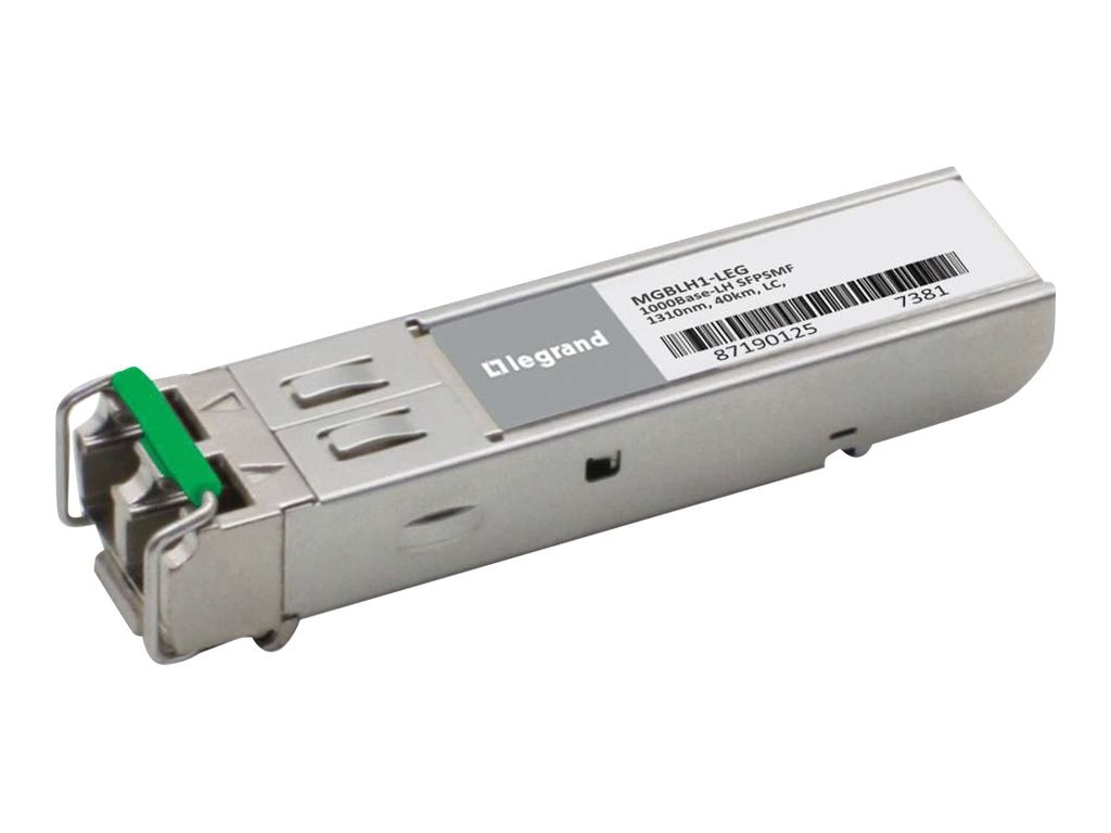 C2G Linksys MGBLH1 Compatible 1000Base-LH SFP TAA Transceiver