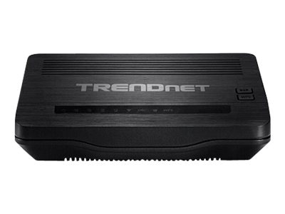 TRENDnet N150 Wireless ADSL 2Plus Modem Router, TEW-721BRM