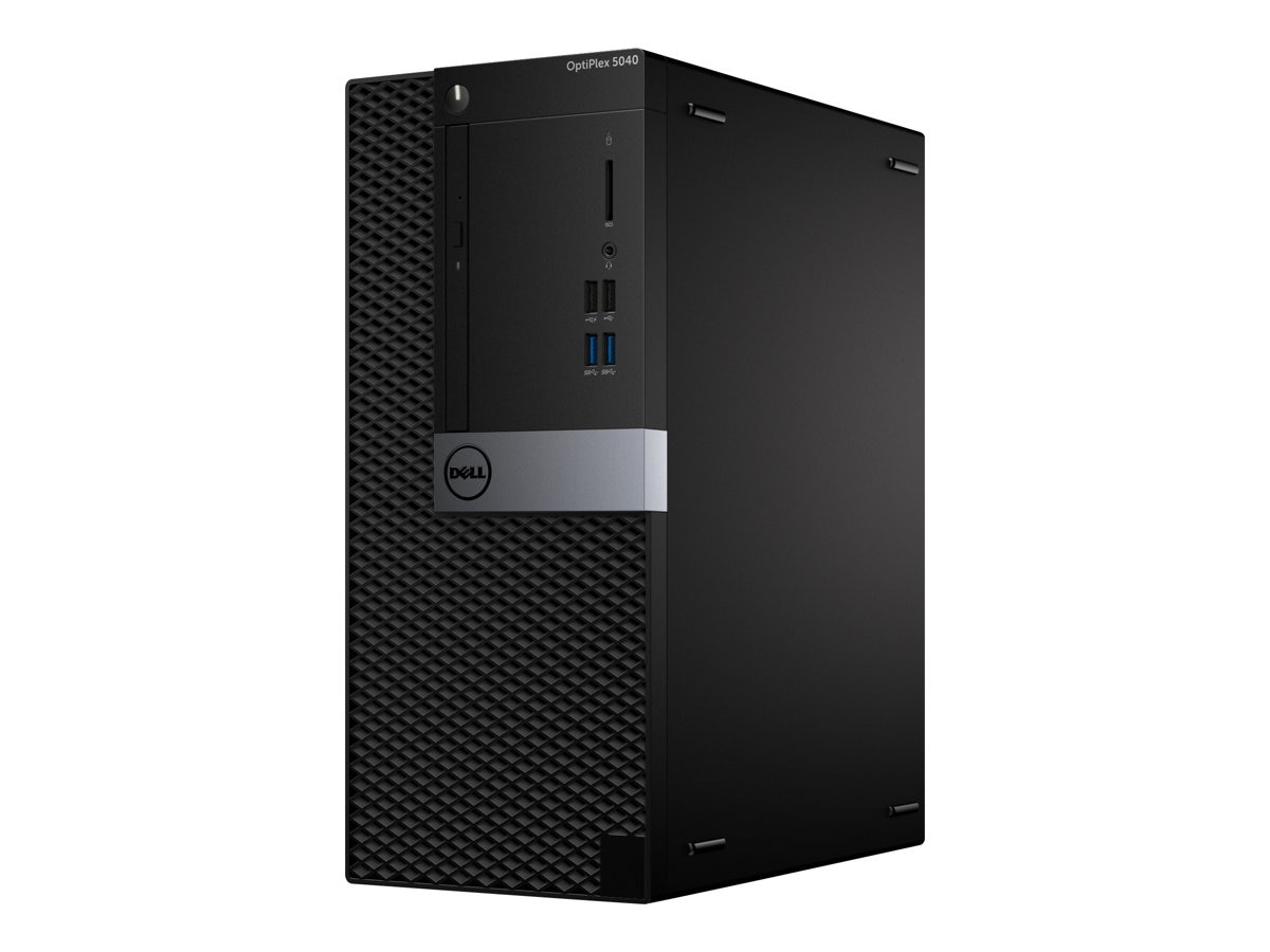 Dell OptiPlex 5040 3.2GHz Core i5 4GB RAM 500GB hard drive