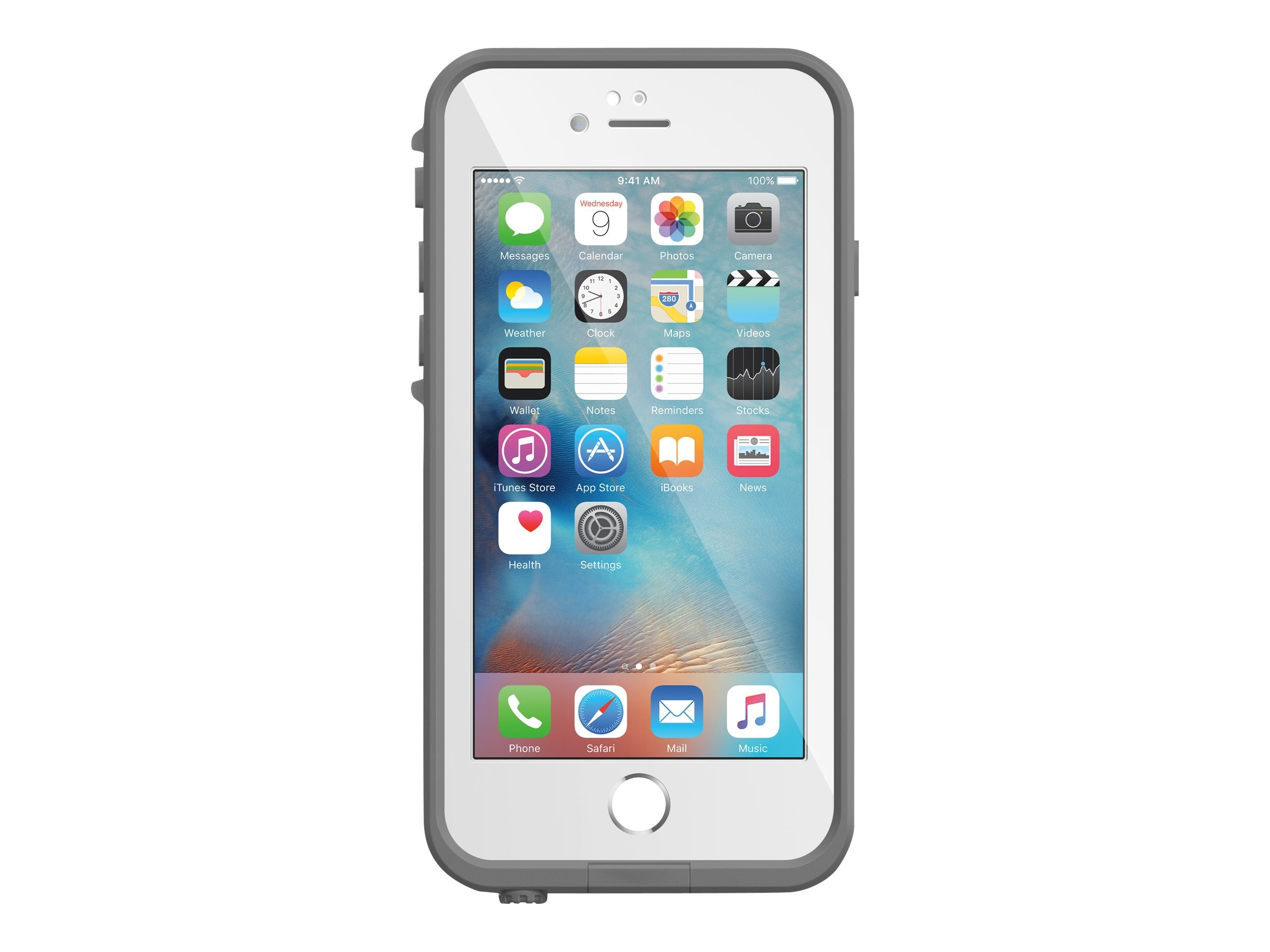 Lifeproof fre Case for iPhone 6 6S, Avalanche