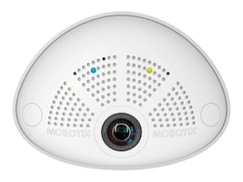 Mobotix 6MP Hemispheric I25 Network Dome Camera with 3.6mm Lens, White, MX-I25-D036, 32727167, Cameras - Security