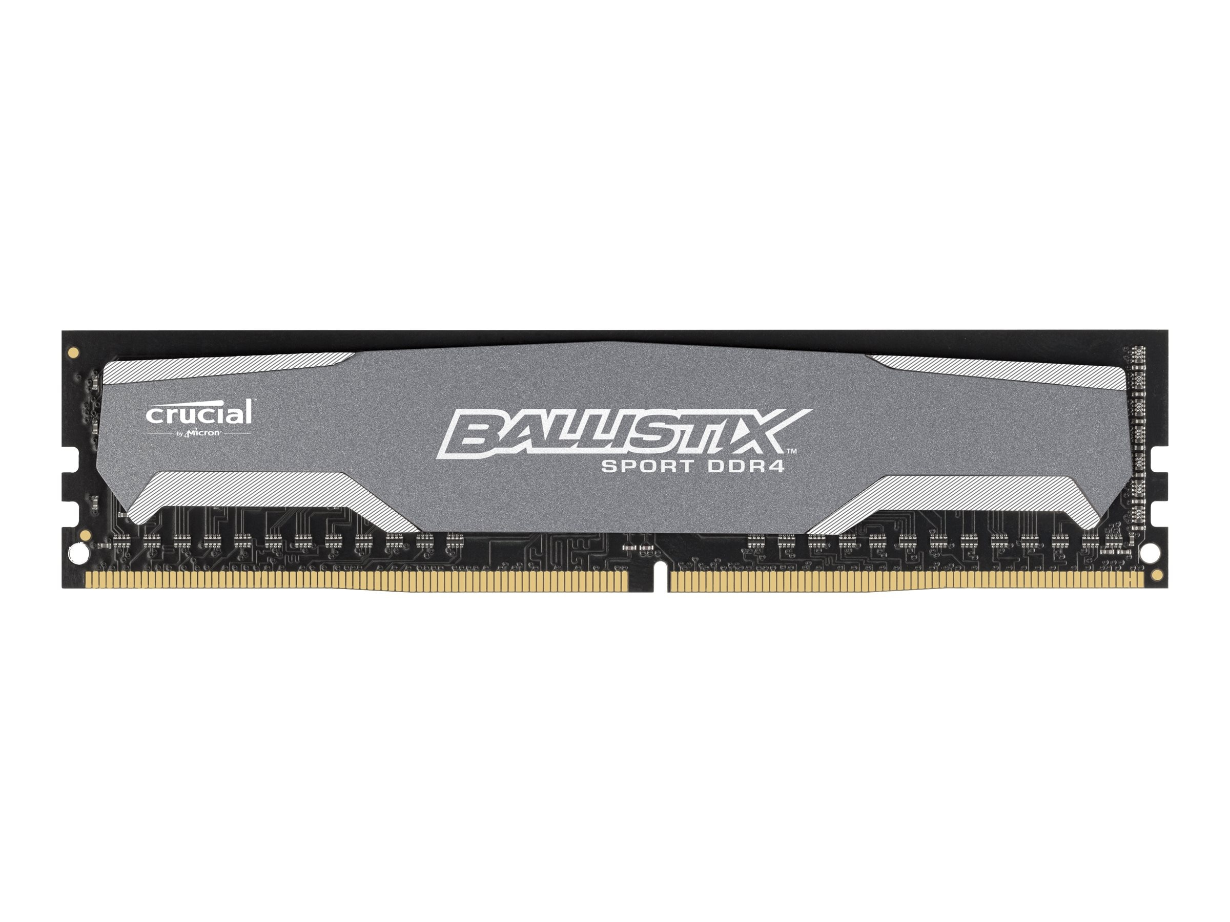 Crucial 4GB PC4-19200 288-pin DDR4 SDRAM UDIMM