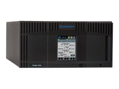 Quantum Scalar i500 5U Base Library, LSC51-BSYS-024A, 18718424, Tape Automation