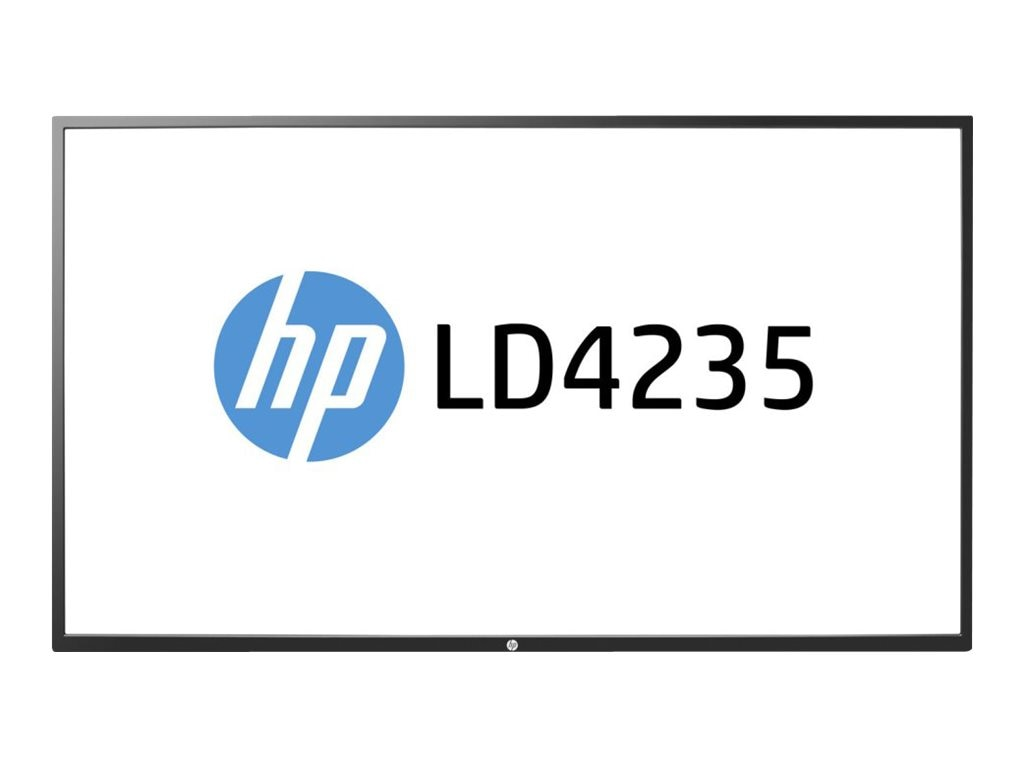 HP 42 LD4235 Full HD LED-LCD Display, Black, F1M92A8#ABA, 17098403, Monitors - Large-Format LED-LCD
