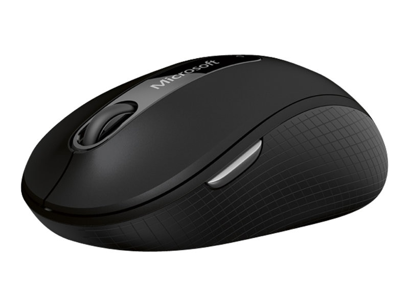 Microsoft Wireless Mobile Mouse 4000, Black, D5D-00001