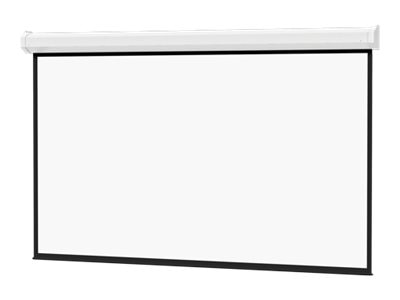 Da-Lite Cosmopolitan Electrol Projection Screen, HC Matte White, 16:9, 119, 92580LVN