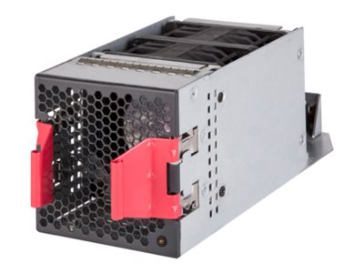HPE 5930 4-Slot Front to Back Fan Tray (Port-Side to Power Side Airflow), JH186A, 21089905, Cooling Systems/Fans