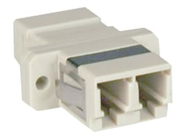 Tripp Lite Fiber Optic Cable Coupler, LC LC, Duplex Multimode, N455-000, 5623080, Cable Accessories