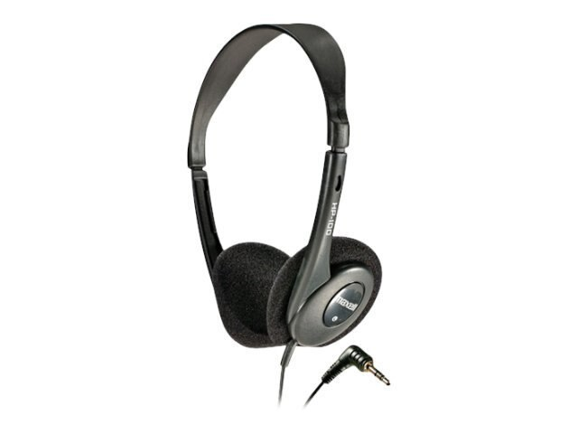 Maxell HP100 Dynamic Open Air Headphones, 190319