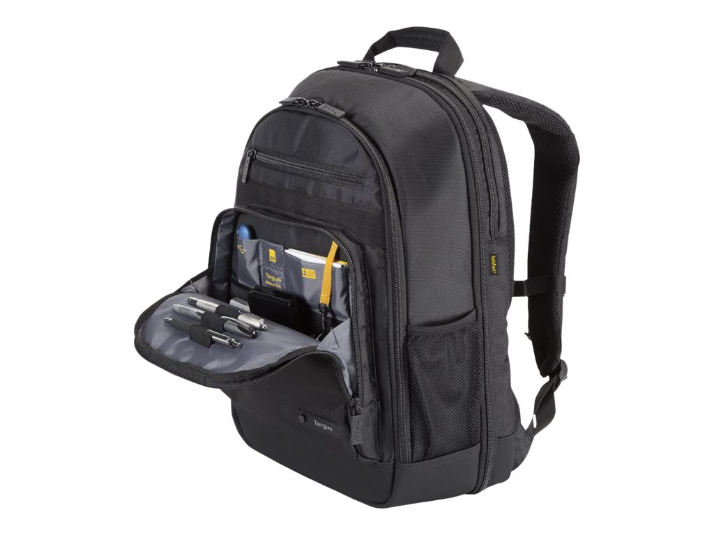 Targus Revolution Notebook Backpack, Fits up to 15.4 Notebook