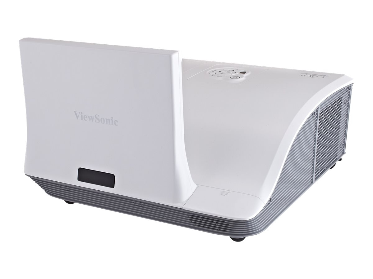 ViewSonic PJD8653WS DLP WXGA Interactive  Projector, 2600 Lumens, White