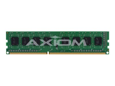 Axiom 2GB PC3-12800 240-pin DDR3 SDRAM UDIMM, AX31600E11Y/2G