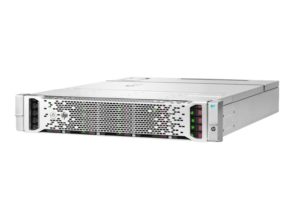 HPE D3700 Disk Storage System w  (25) 600GB SAS 12Gb s 15K RPM SFF 2.5 Enteprise Smart Carrier Drives