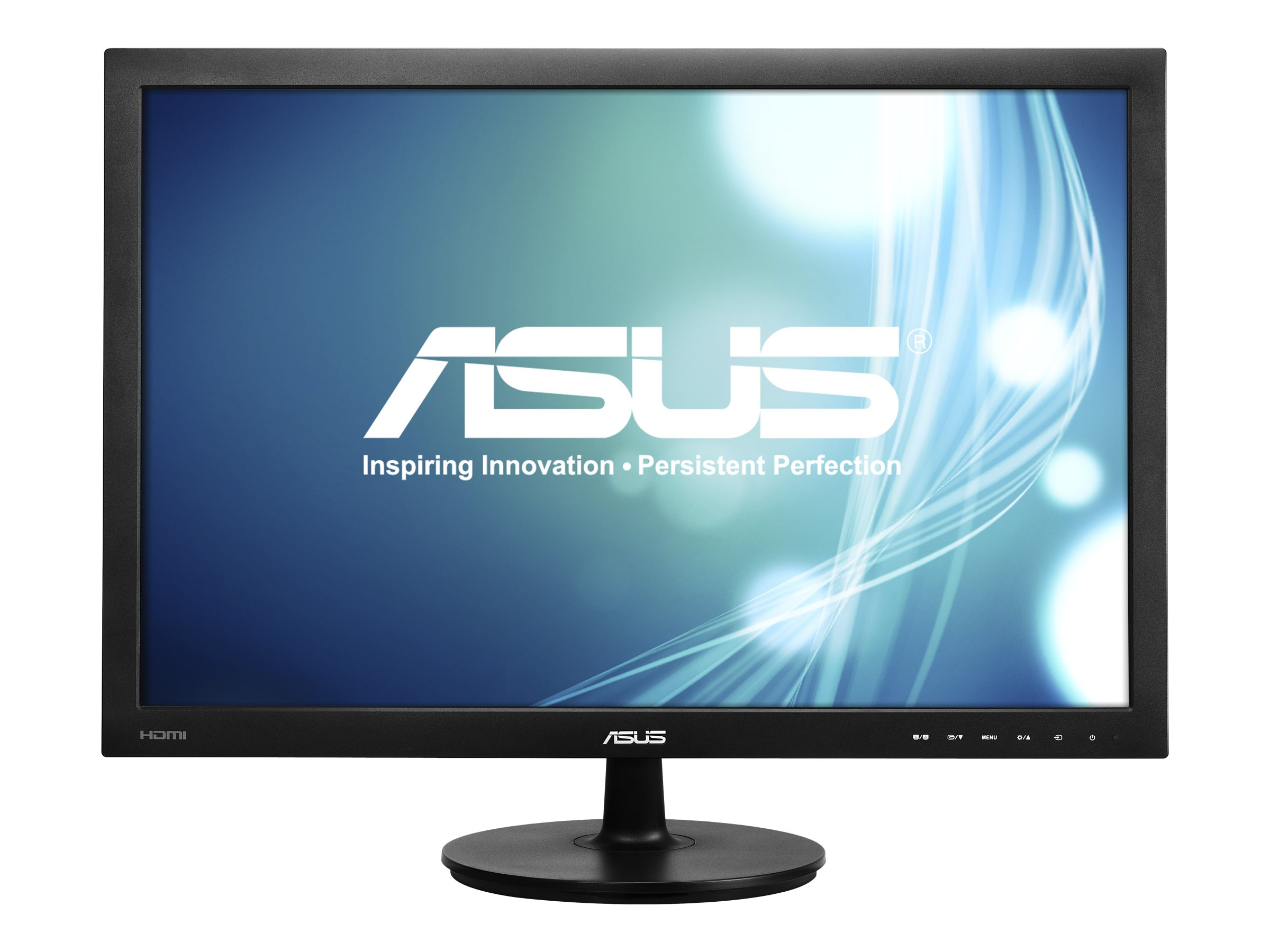 Asus 24 VS24AH-P Full HD LED-LCD Monitor, Black