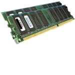 Edge 2GB PC3200 184-pin DDR SDRAM DIMM Kit for Select Power Mac G5 Models, PE199487, 5663401, Memory