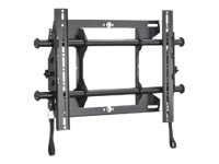 Chief Manufacturing Medium Fusion Tilt Wall Mount for Flat Panels 26-47, Black