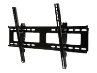 Peerless Outdoor Universal Tilt Wall Mount, Black