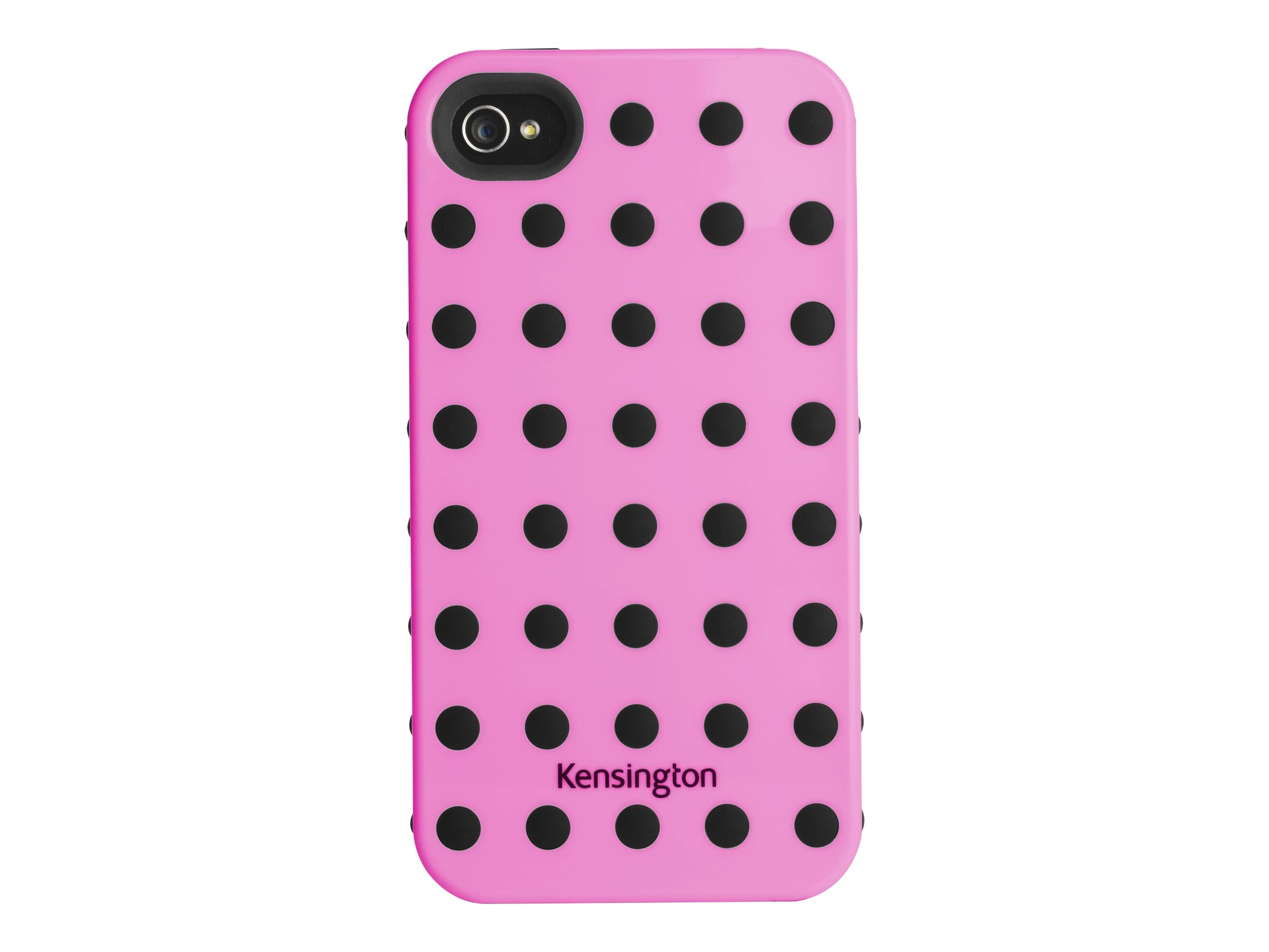 Kensington Combination Case for iPhone 4 & 4S, Pink