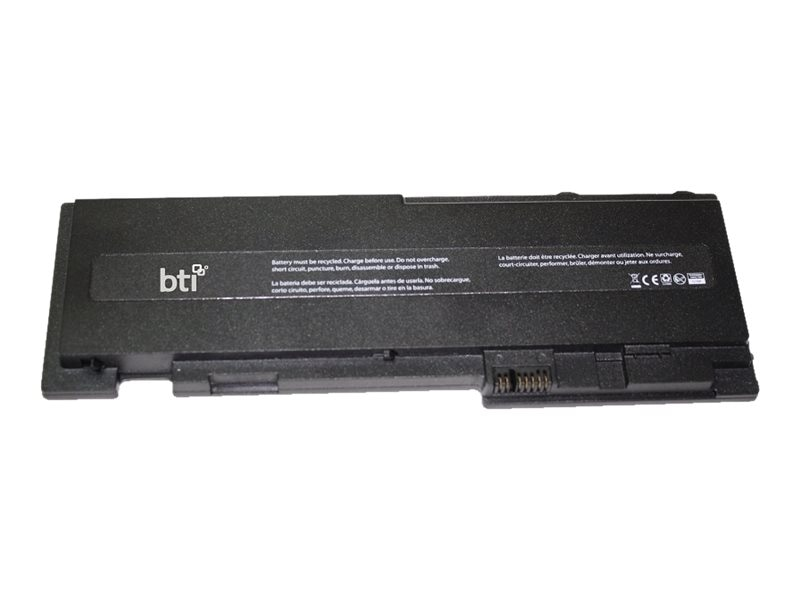 BTI 6-Cell Battery for Lenovo ThinkPad T430S 81+, 0A36309-BTI
