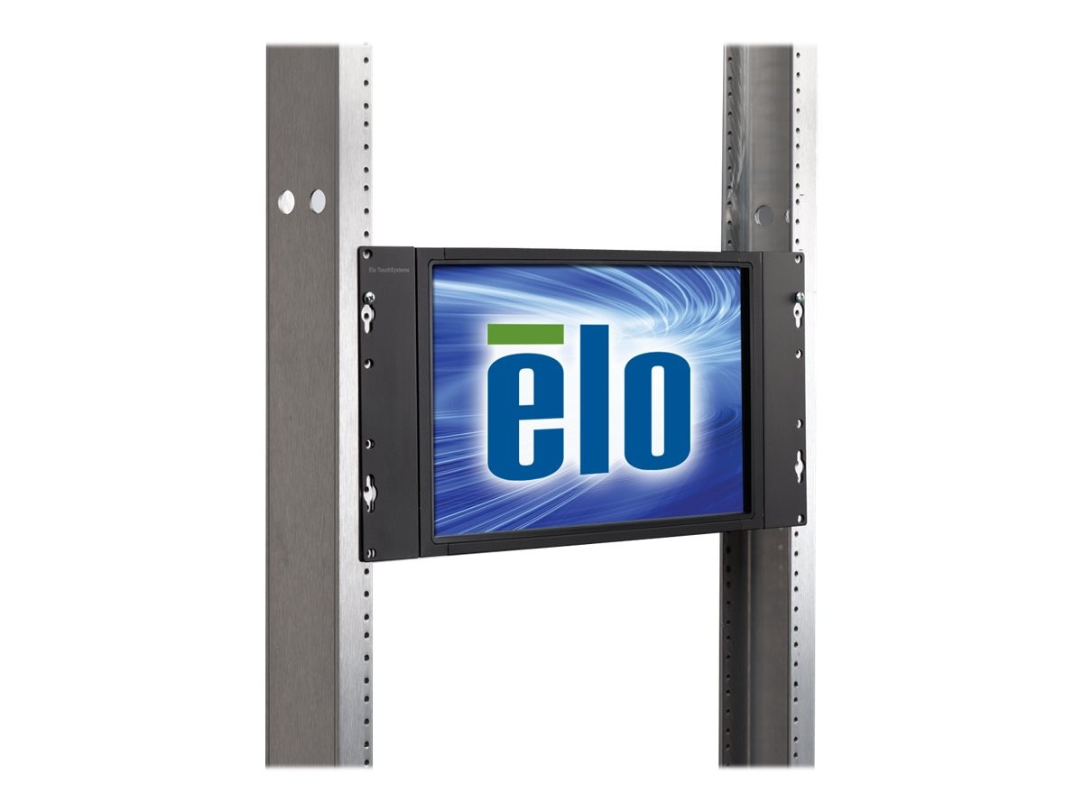 ELO Touch Solutions 15 1541L LED-LCD AccuTouch Monitor, Black, E805638