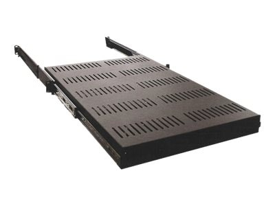 Tripp Lite Heavy Duty Sliding Shelf, SRSHELF4PSLHD, 8880209, Rack Mount Accessories