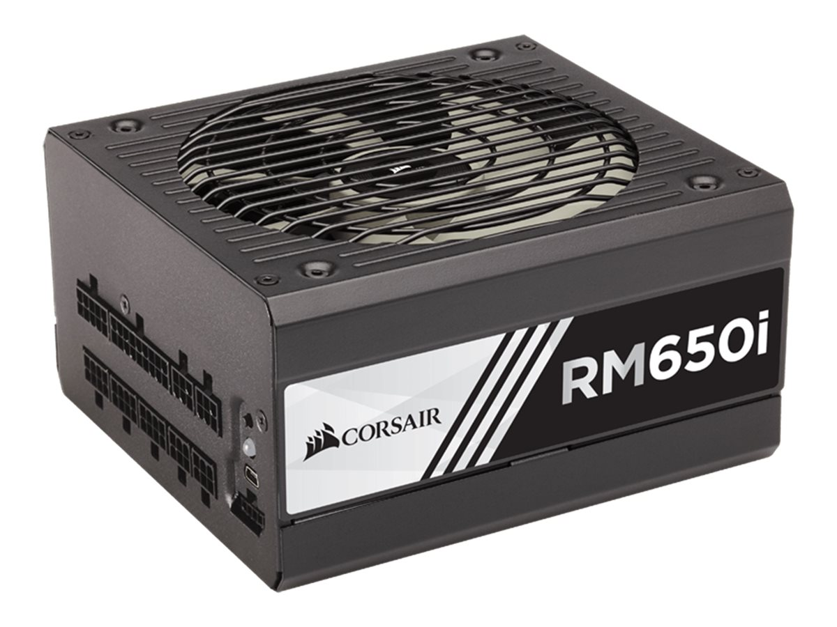 Corsair Enthusiast Gold Series RM650i, CP-9020081-NA, 26837781, Cart & Wall Station Accessories