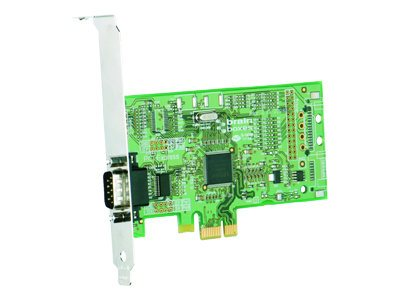 Brainboxes PCIe 1XRS232 1MB Controller, PX-246
