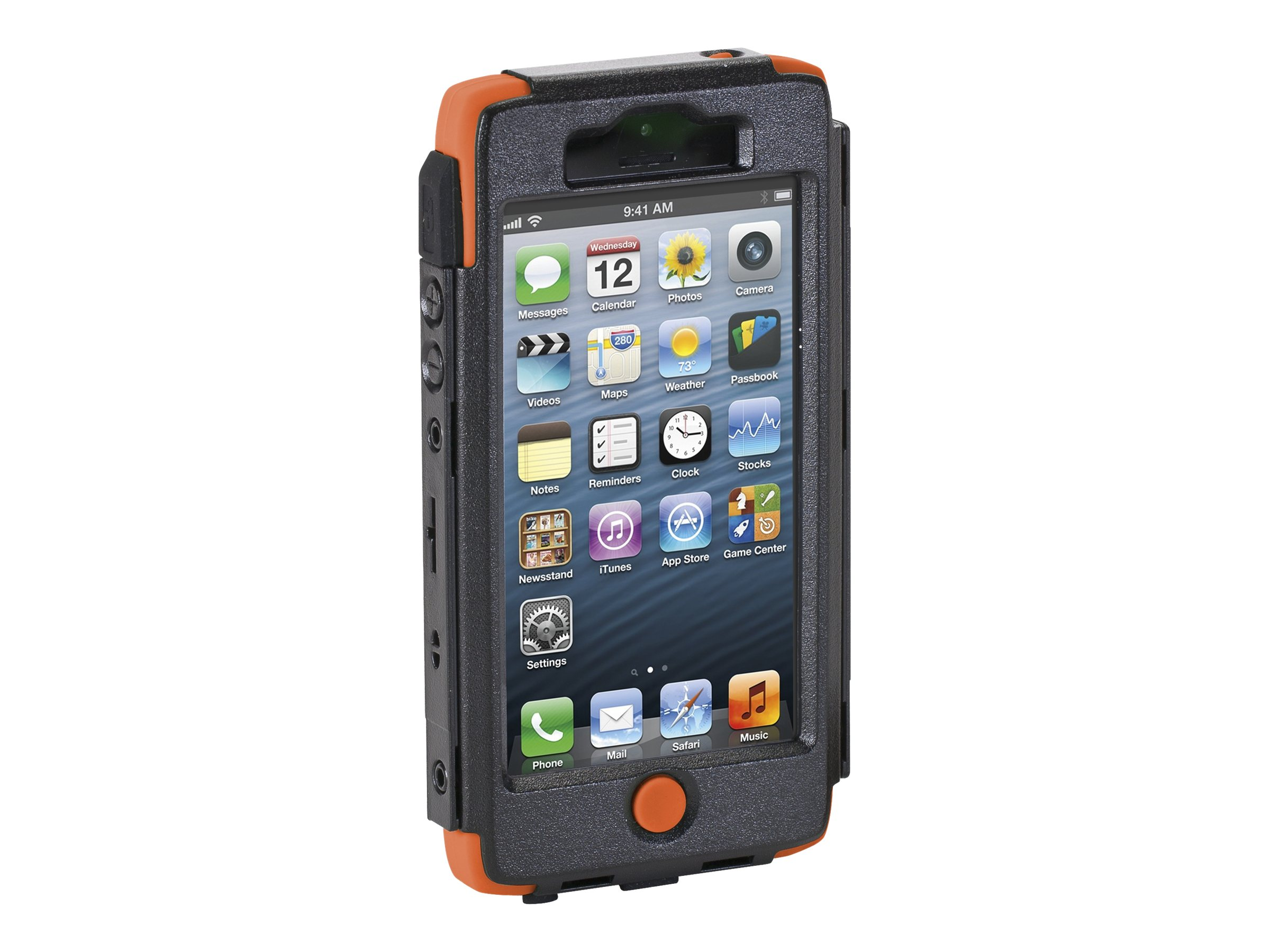 Targus iPhone 5 Rugged Max Pro Case, TFD00108US, 15725549, Carrying Cases - Phones/PDAs