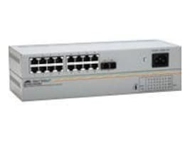 Allied Telesis 16-port Unmanaged Switch, AT-FS717FC/SC-10, 398241, Network Switches