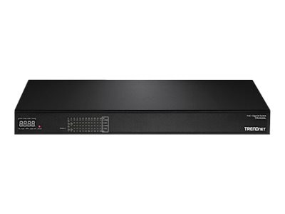 TRENDnet 26-Port Gigabit 400 Watt AV PoE+ Switch, TPE-3026L
