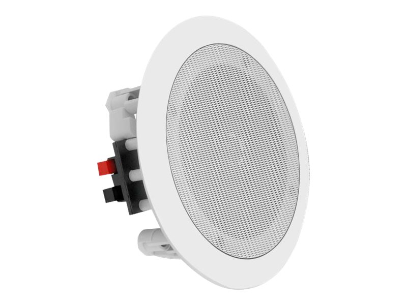 Pyle 150W 5.25 In-Wall Ceiling 2-Way Flush Mount Speaker, PDIC1651RD
