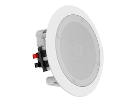 Pyle 150W 5.25 In-Wall Ceiling 2-Way Flush Mount Speaker, PDIC1651RD, 33114127, Speakers - Audio
