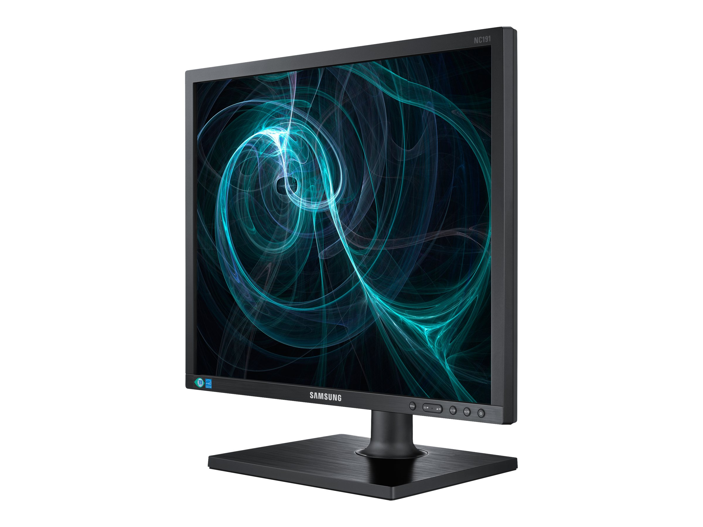 Samsung 19 NC191 Zero Client LED-LCD Monitor, Black