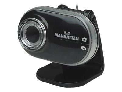 Manhattan HD 760 Pro XL Webcam, 460521, 16818309, WebCams & Accessories