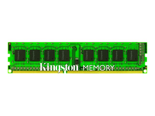 Kingston 4GB PC3-12800 240-pin DDR3 SDRAM DIMM for Select Optiplex, Precision Models, KTD-XPS730CS/4G, 14442504, Memory
