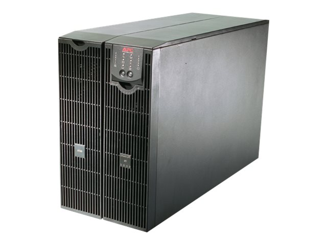 APC Smart-UPS 5000VA 3500W 208V UPS with 208V to 120V Step-Down Transformer, SURTD5000XLT-1TF3, 7391201, Battery Backup/UPS