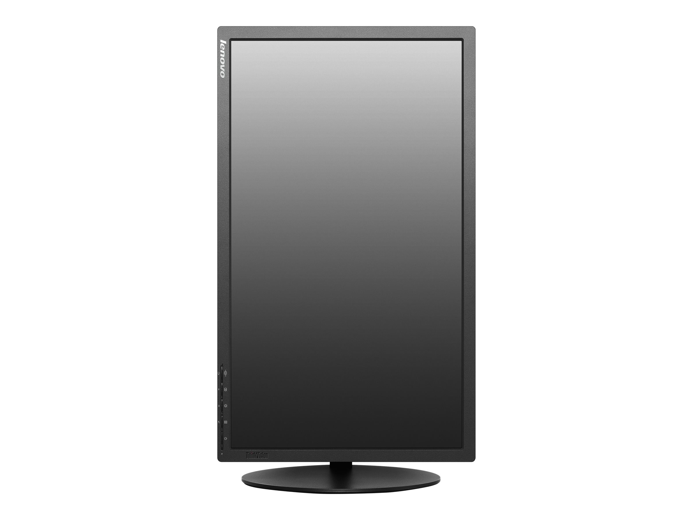 Lenovo 23 T2324P Full HD LED-LCD Monitor, Black, 60C7MAR1US, 19021354, Monitors - LED-LCD