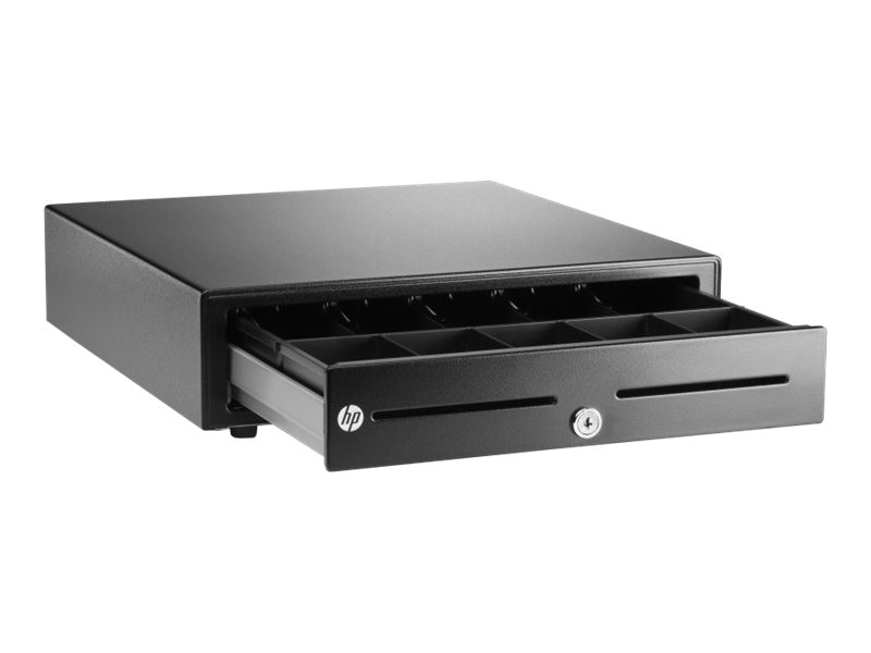 HP Standard Duty Cash Drawer, QT457AA#ABA