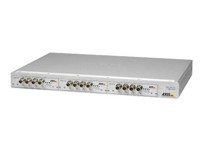 Axis 291 1U Video Server Rack for (3) Blades, 0267-004, 7485725, Security Hardware