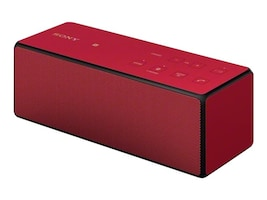 Sony Ultra Portable BT Speaker - Red, SRS-X3/RED, 32012145, Speakers - Audio