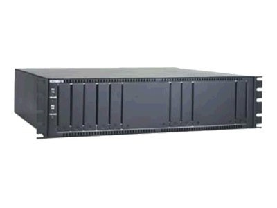 MRV 16-Slot Chassis w  Internal 48V, NC316BU-16/DC, 13348313, Network Adapter Accessories