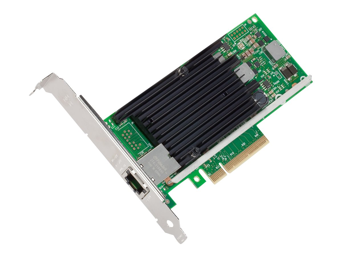 Intel Converged Network Adapter T1, X540T1BLK