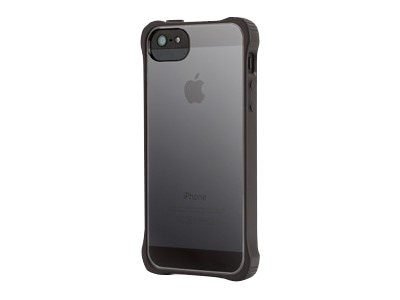 Griffin SurvivorClear iPhone 5 5s, Black, GB36413-2, 17845704, Carrying Cases - Phones/PDAs