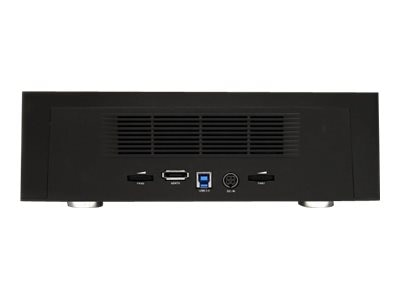 StarTech.com 4-Bay USB 3.0 eSATA to SATA Standalone 1:3 Hard Drive Duplicator Dock, SATDOCK4U3RE